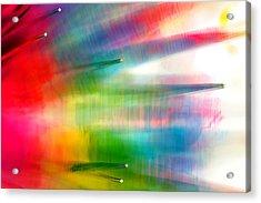 Age Of Aquarius Acrylic Print