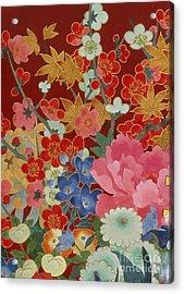 Agemaki Crop I Acrylic Print