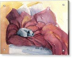 Aggie's Spot Acrylic Print