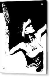 Agnieszka Radwanska Acrylic Print