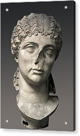 Agrippina The Elder 14bc-33. Prominent Acrylic Print by Everett