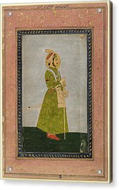 Ahmad Shah Acrylic Print