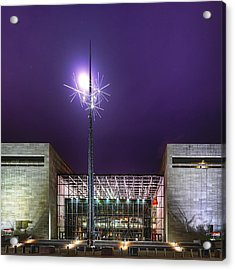 Air And Space Museum Acrylic Print by Metro DC Photography