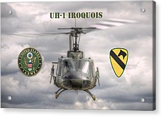 Air Cavalry Acrylic Print