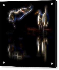 Air Elementals 1 Acrylic Print