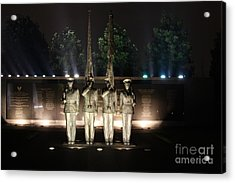 Air Force Memorial Acrylic Print