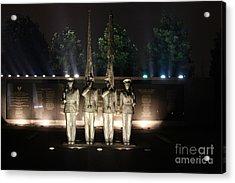 Air Force Memorial Acrylic Print