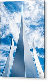 Air Force Monument Acrylic Print
