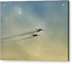 Air Show #35 Acrylic Print