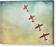 Air Show #40 Acrylic Print