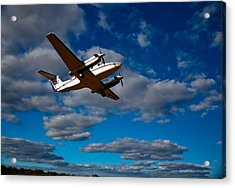 Airborne Doctors Acrylic Print by Carole Hinding