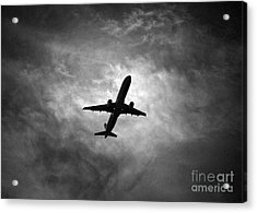 Airbus 321 Acrylic Print