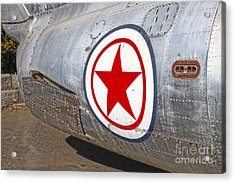Airplane - 13 Acrylic Print by Gregory Dyer