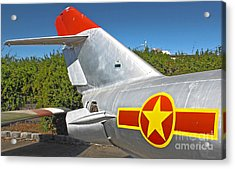 Airplane - 14 Acrylic Print by Gregory Dyer