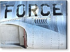 Airplane - 17 Acrylic Print by Gregory Dyer