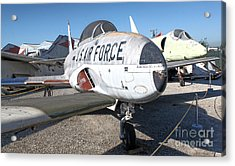 Airplane Graveyard - 09 Acrylic Print by Gregory Dyer