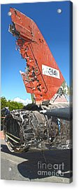 Airplane Graveyard - 22 Acrylic Print by Gregory Dyer