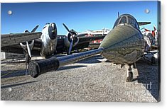 Airplane Graveyard - 03 Acrylic Print by Gregory Dyer