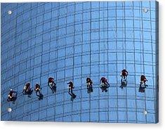 Airy Workplace Acrylic Print