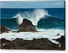 Akahanga Wave 2 Acrylic Print