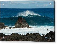 Akahange Wave Acrylic Print