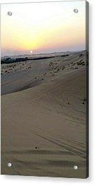 Al Ain Desert 8 Acrylic Print