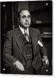 Al Capone - Scarface Acrylic Print
