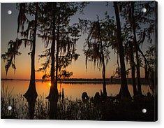 Alabama Evening Acrylic Print