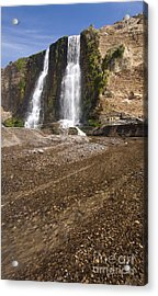 Alamere Falls On Crisp Day Acrylic Print by Matt Tilghman