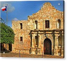 Alamo 0002 Acrylic Print