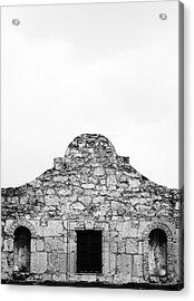 Alamo 1 Acrylic Print by John Gusky