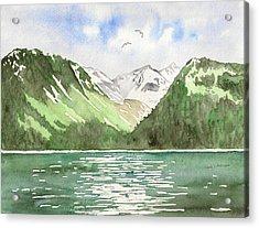 Alaska Kenai Fjords Acrylic Print