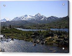 Alaska Landscape Acrylic Print