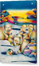 Alaska Paradise  Acrylic Print