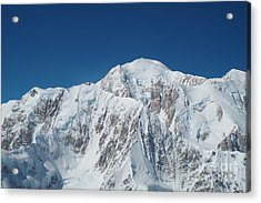 Alaska Peak Acrylic Print