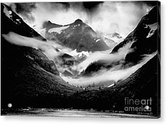 Acrylic Print featuring the photograph Alaskan Country Side by JRP Photography