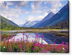 Alaskan Horizons Acrylic Print