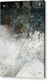 Alaskan Winter Melt Acrylic Print