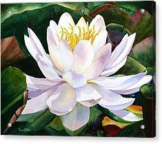 Alba Flora Acrylic Print