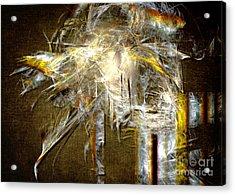 Acrylic Print featuring the painting Albatross by Alexa Szlavics