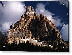 Alberta Canada  Mt. Peak Acrylic Print