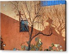 Albuquerque Mission Acrylic Print