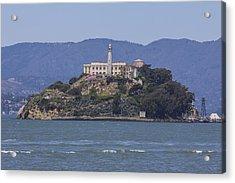 Alcatraz Island Acrylic Print by John McGraw