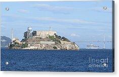 Alcatraz Island Acrylic Print