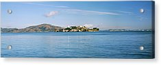 Alcatraz Island, San Francisco Acrylic Print by Panoramic Images