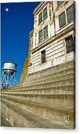 Alcatraz Acrylic Print by Micah May
