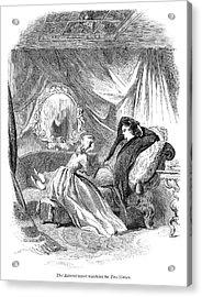 Alcott Enigmas, 1864 Acrylic Print by Granger