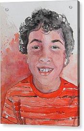 Alec Acrylic Print