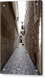 Aleppo Alleyway02 Acrylic Print