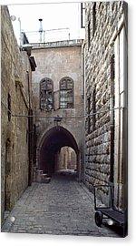Aleppo Alleyway03 Acrylic Print